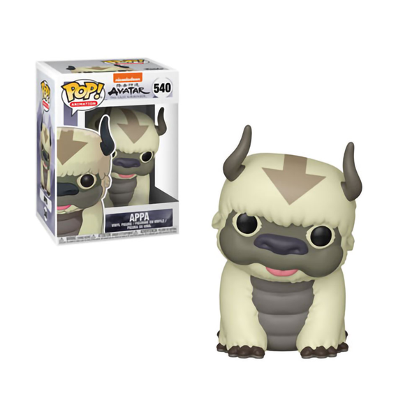 Avatar: The Last Airbender - Appa Pop! Vinyl Figure - Packshot 1