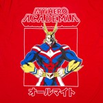 My Hero Academia - All Might T-Shirt - Packshot 2