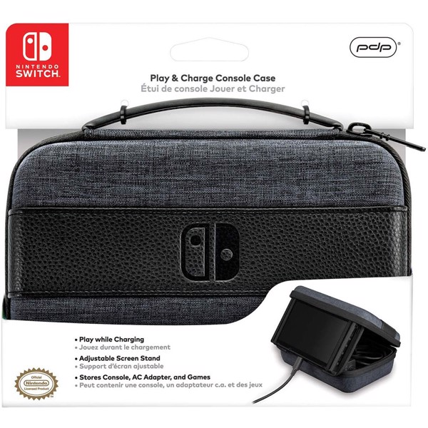 Nintendo switch Play & Charge Console case - Packshot 1