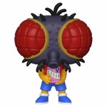 Simpsons - Treehouse of Horror Bart Fly Pop! Vinyl Figure - Packshot 1