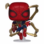 Marvel - Avengers: Endgame Iron Spider with Nano Gauntlet Pop! Vinyl Figure - Packshot 1