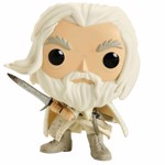 Lord of the Rings - Gandalf the White with Sword Pop! Vinyl Figure - Packshot 1