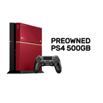 PlayStation 4 500GB Metal Gear Solid V: The Phantom Pain Limited Edition Console (Premium Refurbished by EB Games) - Packshot 1