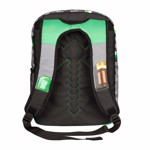 Minecraft - Emerald Survivalist Backpack - Packshot 3