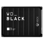 HDD WD P10 5TB Black Game Drive Xbox One - Packshot 1