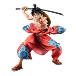 One Piece - Luffy Taro Warriors MegaHouse PVC Figure - Packshot 1