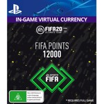 FIFA 20 - 12000 Points (In-Game Currency) - Packshot 1