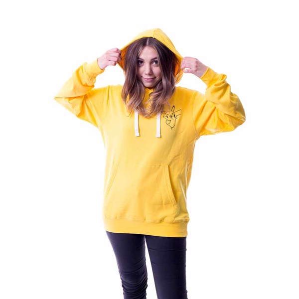 Pokemon - Pikachu #025 Lightning Bolt Hoodie - XXL - Packshot 2