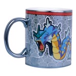 Pokemon - Magikarp and Gyarados Metallic Mug - Packshot 1