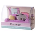 Pusheen - Pusheen On Couch Plush 15cm Collector Set - Packshot 2