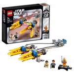 Star Wars - LEGO Anakin's Podracer 20th Anniversary Edition - Packshot 1