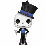 The Nightmare Before Christmas - Dapper Jack Diamond Glitter Pop! Vinyl Figure - Packshot 1