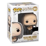 Harry Potter - Filch With Mrs Norris Yule Ball NYCC19 Pop! Vinyl Figure - Packshot 2