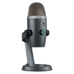 Blue Yeti Nano Premium USB Microphone - Shadow Grey - Packshot 2
