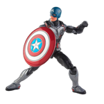 Marvel - Avengers: Endgame - Legends Series Captain America Action Figure - Packshot 1