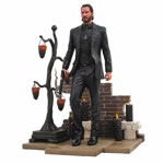 "John Wick - Chapter 2 - 9"" PVC Figure Statue - Packshot 1"