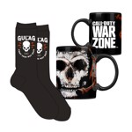 Call of Duty: Warzone - Gulag Sock & Mug Gift Set - Packshot 1