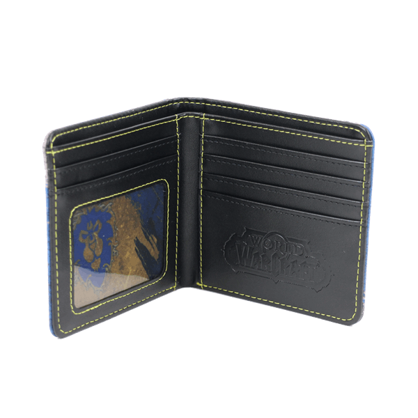 World of Warcraft - Alliance Wallet - Packshot 2