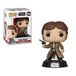 Star Wars - Episode VI - Han Solo on Endor Pop! Vinyl Figure - Packshot 1