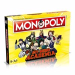 My Hero Academia Monopoly Board Game - Packshot 1