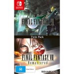Final Fantasy VII & Final Fantasy VIII Remastered - Packshot 1