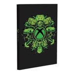 Microsoft - Xbox Light Up Notebook - Packshot 1