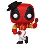 Marvel - Deadpool Flamenco 30th Anniversary Pop! Vinyl Figure - Packshot 1