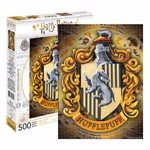 Harry Potter - Hufflepuff Crest 500-Piece Puzzle - Packshot 1