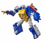 Transformers - Hasbro Generation Selects Deluxe Greasepit Action Figure - Packshot 1