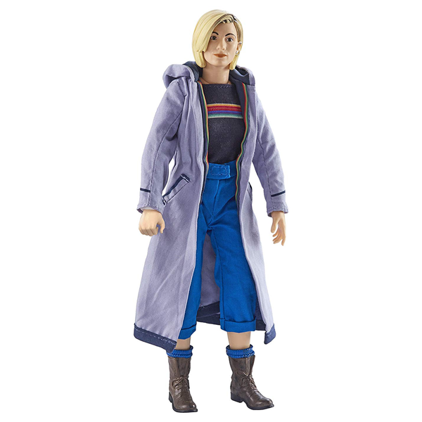 Doctor Who - Thirteenth Doctor Adventure Doll Figure - Packshot 1