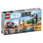 Star Wars - LEGO Escape Pod vs Dewback Microfighters - Packshot 6