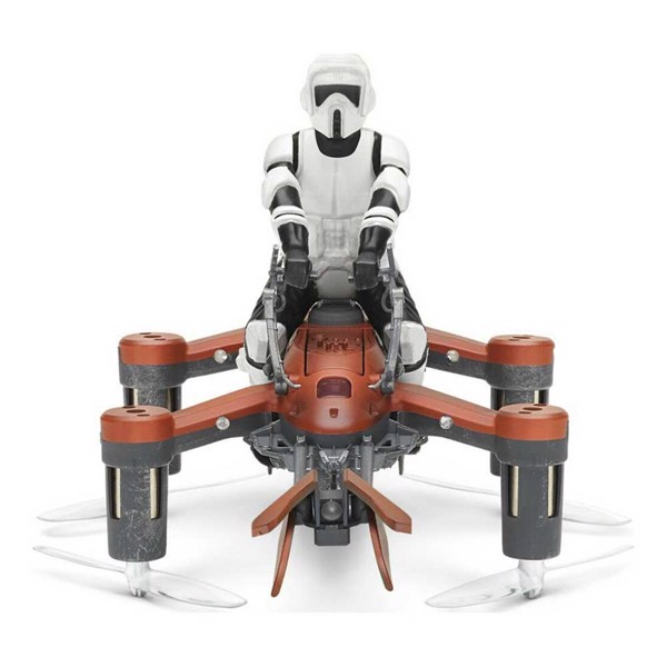 Star Wars - 74-Z Speeder Bike High Performance Battle Drone - Packshot 4