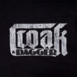Marvel - Cloak and Dagger - Logo T-Shirt - Packshot 2