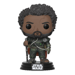 Star Wars - Rogue One - Saw Gerrera With Hair NYCC17 Pop! Vinyl Figure - Packshot 2