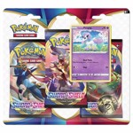 Pokemon - TCG - Sword & Shield Three Booster Blister - Packshot 2