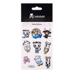 Tokidoki - Moofia Puffy Sticker Sheet - Packshot 1