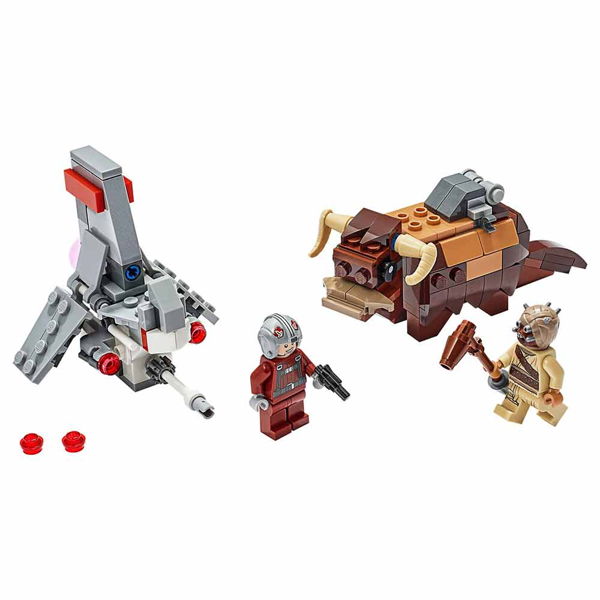 Star Wars - LEGO T-16 Skyhopper vs Bantha Microfighters - Packshot 6