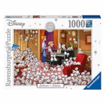 Disney - 101 Dalmatians - Disney Moments 1961 Ravensburger 1000 Piece Puzzle - Packshot 1