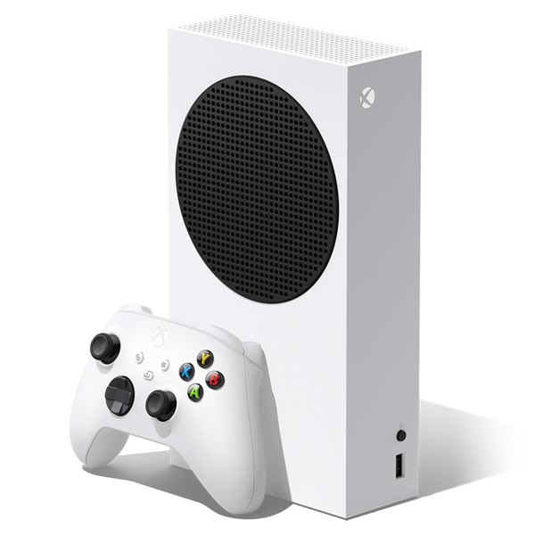 Xbox Series S Console - Packshot 1