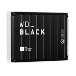 HDD WD P10 5TB Black Game Drive Xbox One - Packshot 6