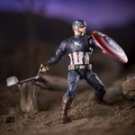 "Marvel - Avengers: Endgame - Captain America Hasbro Marvel Legends 6"" Action Figure - Packshot 5"