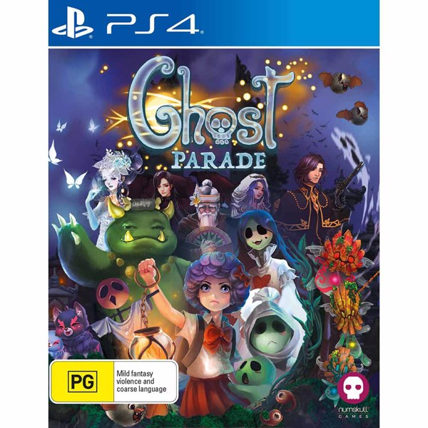 Ghost Parade - Packshot 1