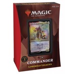 Magic: The Gathering - TCG Strixhaven School of Mages Commander Deck (Assorted) - Packshot 2