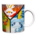 Pokemon - Sword and Shield Starters Mug - Packshot 1