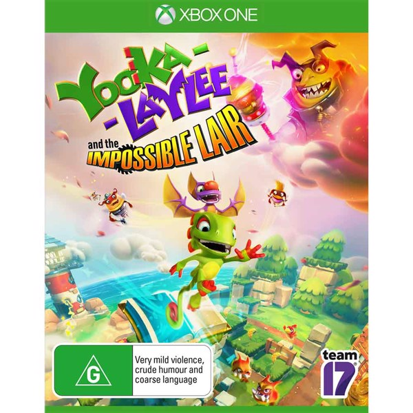 Yooka Laylee and the Impossible Lair - Playlist