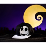 Nightmare Before Christmas - Jack Skellington's Face Snapback Cap - Packshot 3