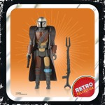 Star Wars - The Mandalorian - Retro Collection The Mandalorian Action Figure - Packshot 2