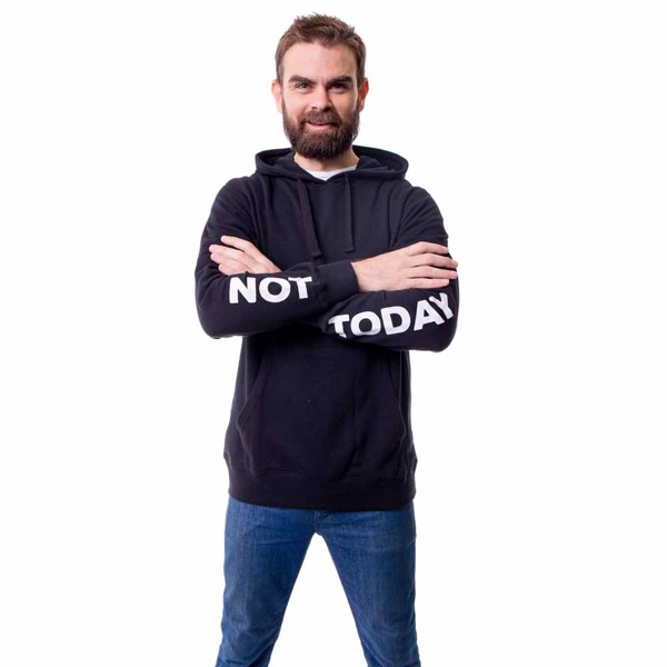 Pokemon - Snorlax Not Today Hoodie - XXL - Packshot 1