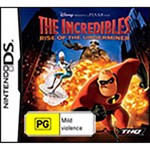 Incredibles: Rise of the Underminer - Packshot 1