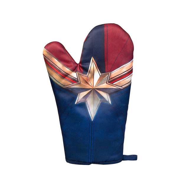 Marvel - Captain Marvel - Oven Mitt - Packshot 1